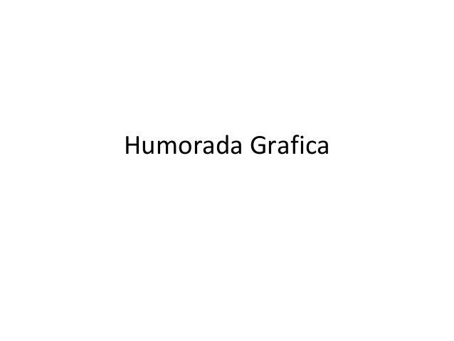 Humorada Grafica