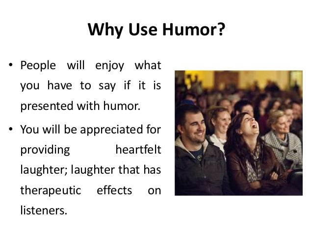 the art of humor