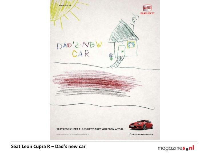 Seat Leon Cupra R – Dad's new car