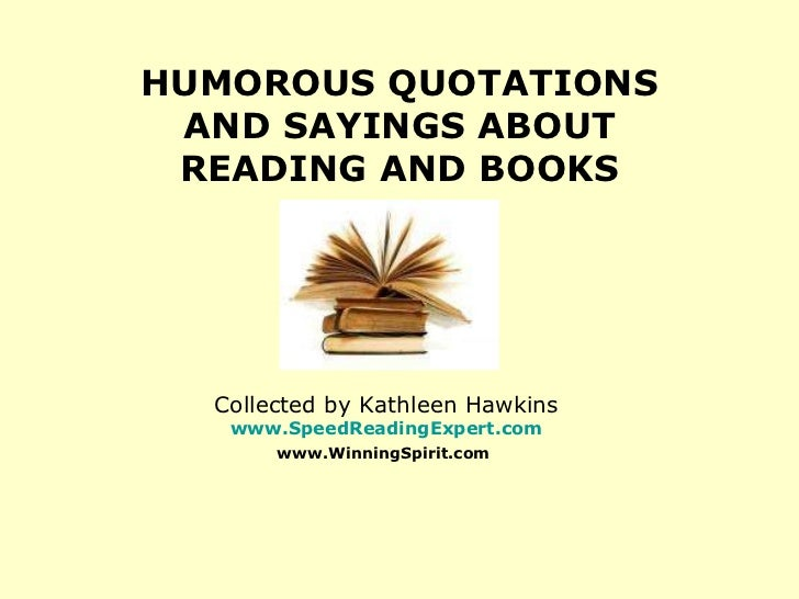 Funny Quotes About Books Maco Ibaldo Co