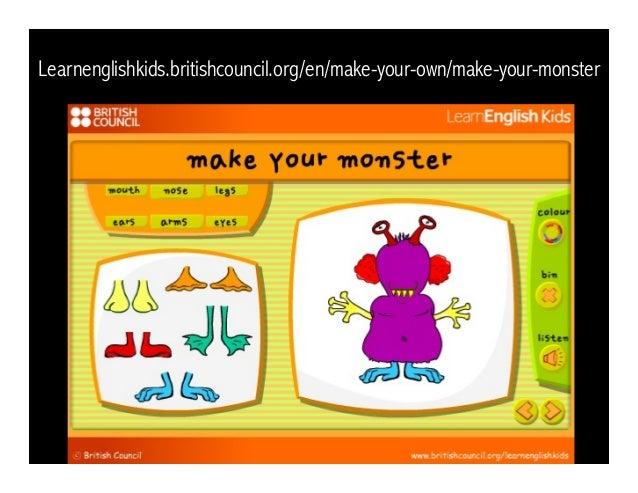 Learnenglishkids.britishcouncil.org/en/make-your-own/make-your-monster
