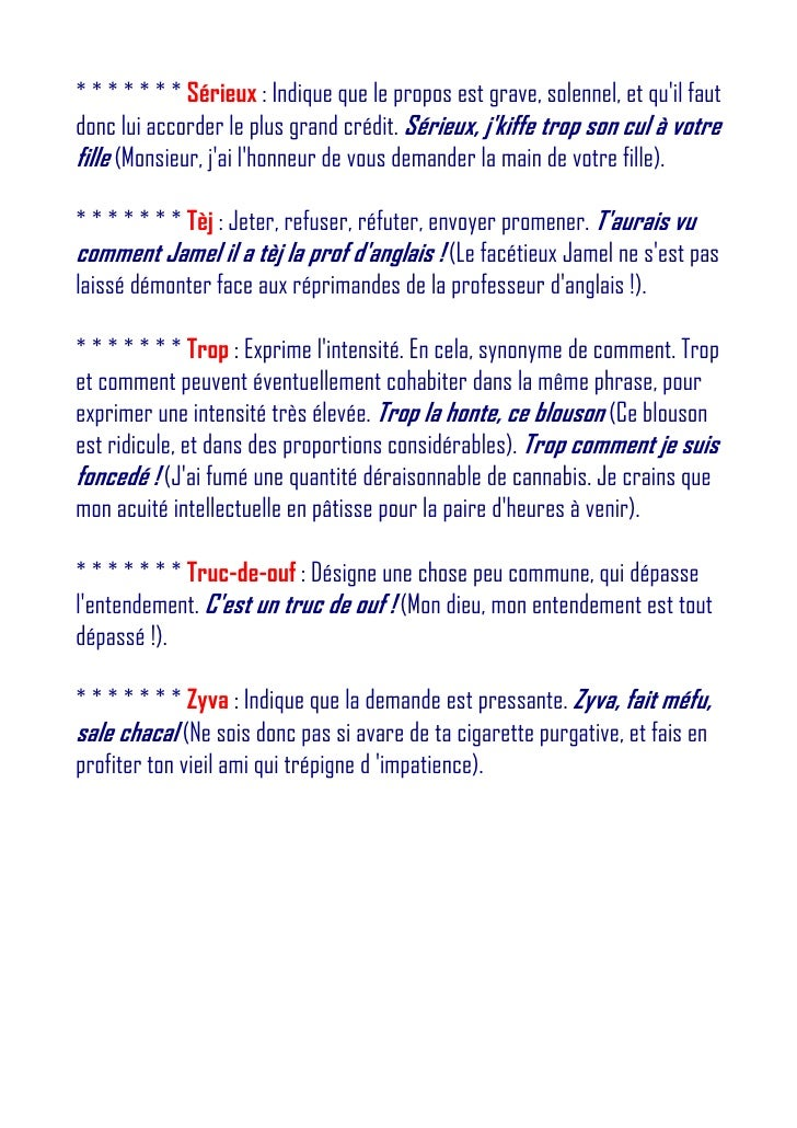 Humour Larousse2006 Slide 3