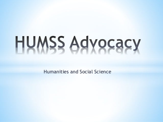 humss advocacy