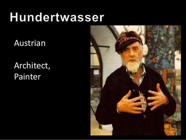 AustrianArchitect,Painter