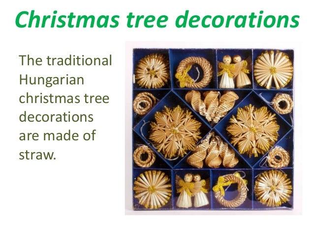 Hungarian christmas traditions