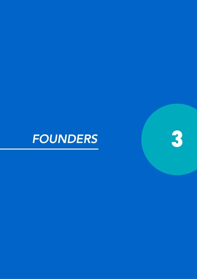 HUNGARIAN STARTUPS REPORT 2016 The founders of Hungarian startups are generally young. Almost three quarters, 70% are aged...