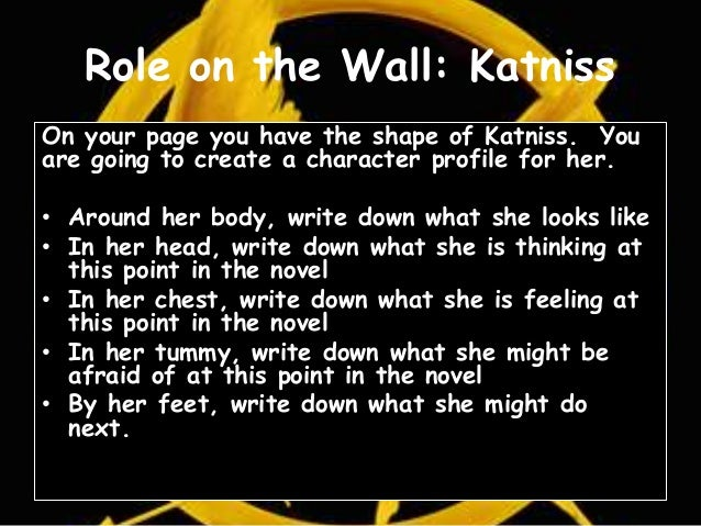 hunger games notes for each chapter