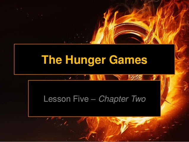 The Hunger Games Chapter 2 Summary