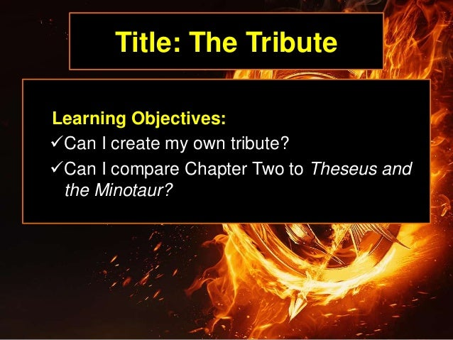 """theseus and the hunger games Suzanne collins reveals inspiration behind 'the hunger games'  """"a significant  influence would have to be the greek myth of theseus and."""