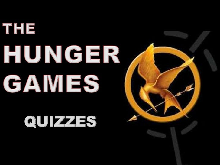 hunger games quiz