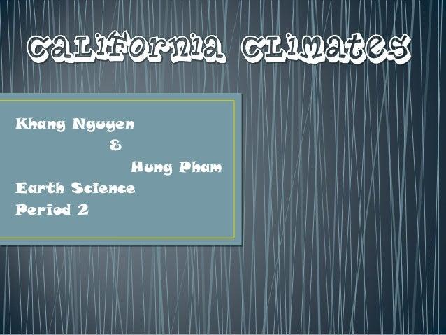 Khang Nguyen&Hung PhamEarth SciencePeriod 2