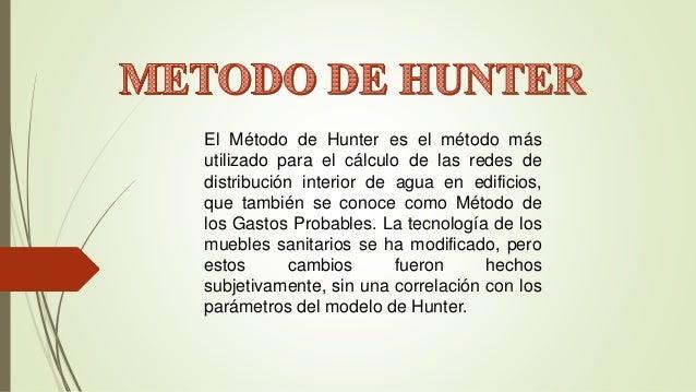 metodo hunter