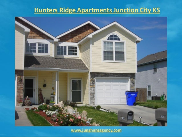 Hunters Ridge Apartments Junction City Ks