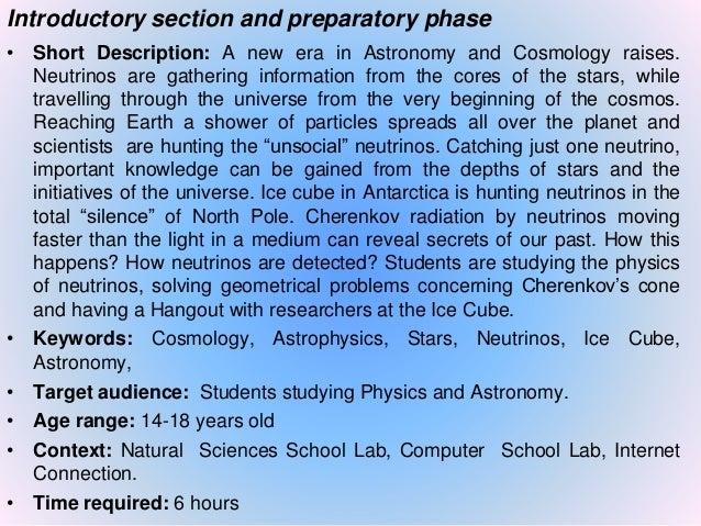 Hunting neutrinos Slide 2