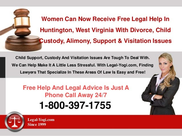 Types of Family Law Matters in Virginia