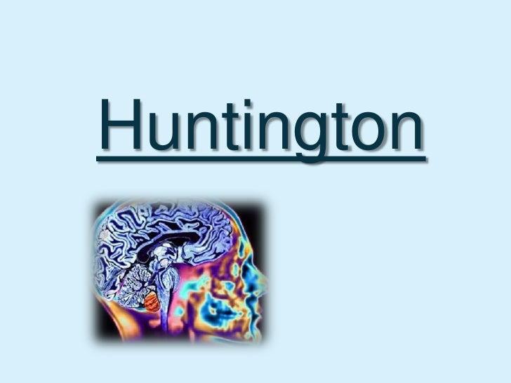 Huntington<br />