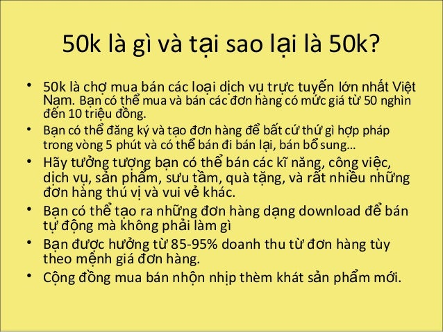 50k ...