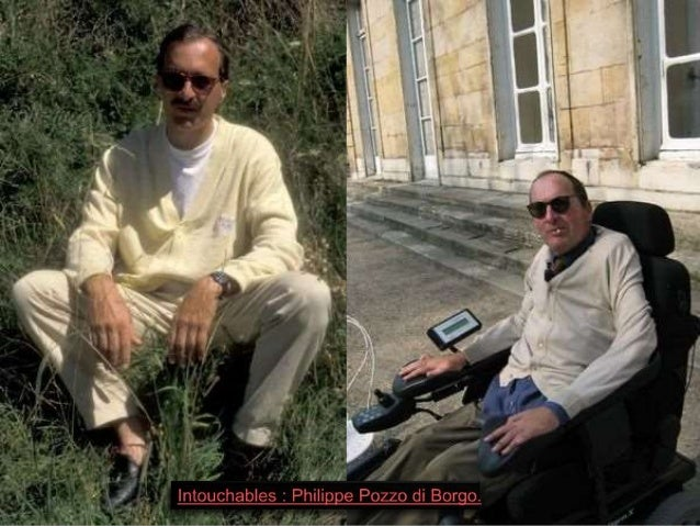 Intouchables philippe pozzo di borgo wife sexual dysfunction