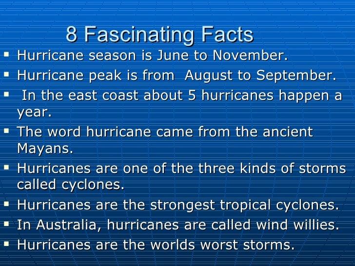 Cailin's Hurricane Power Point