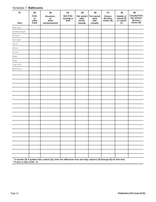 Clothing Donation Worksheet for Taxes Lovely Worksheet Tax ...
