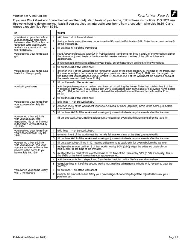 Hurricane sandy loss deduction worksheet taxes – Deductions and Adjustments Worksheet