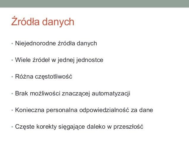 Marek Wesołowski - Hurtownia danych w zarządzaniu ochroną zdrowia Slide 2