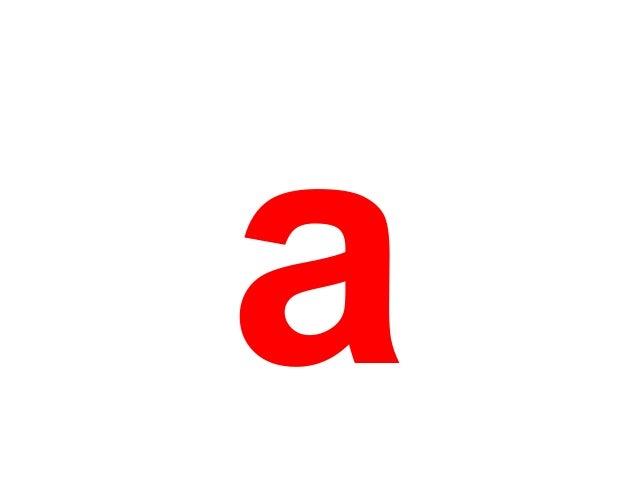 Contoh presentasi huruf abjad kecil Slide 1