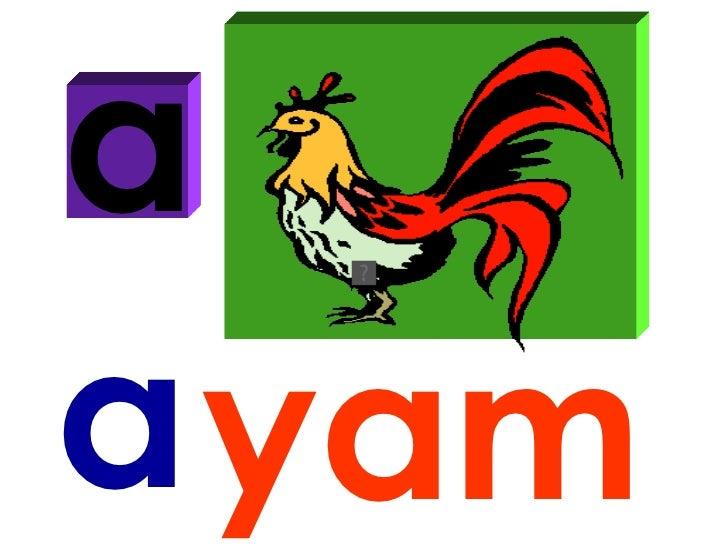a a yam