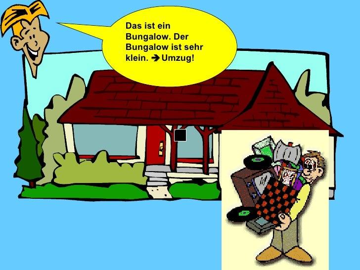 häuser - Bungalow Huser