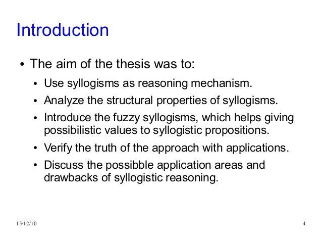 Thesis exam