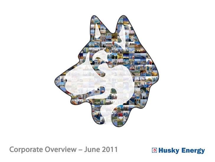 Corporate Overview – June 2011