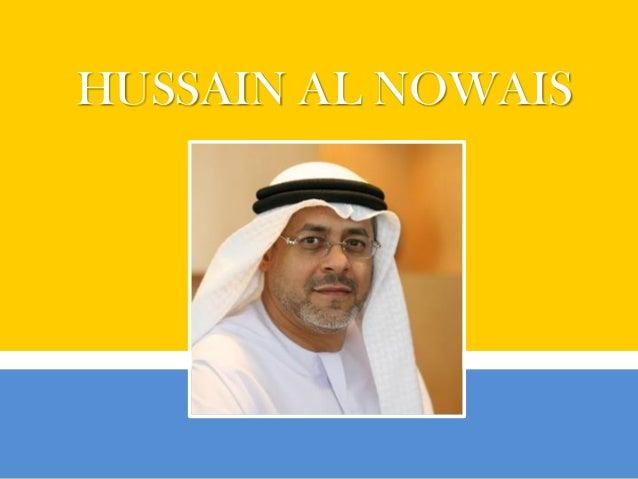 HUSSAIN AL NOWAIS