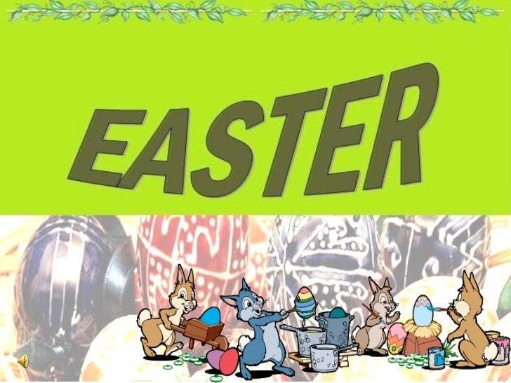 Husvét, Easter