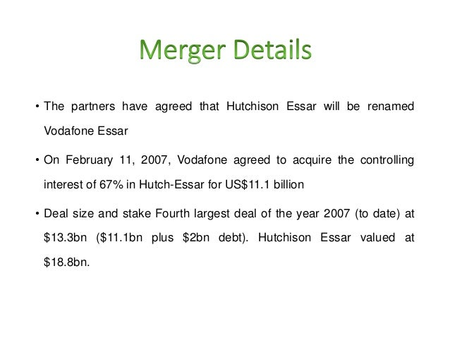 case study of hutch and vodafone