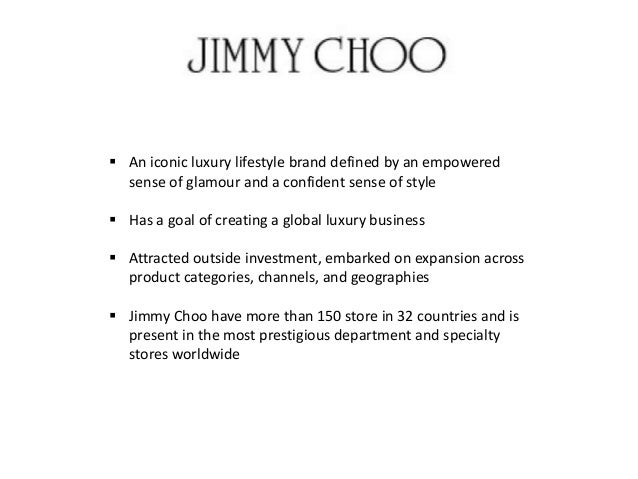 2433eb158690 Jimmy Choo departed company in 2001  3.