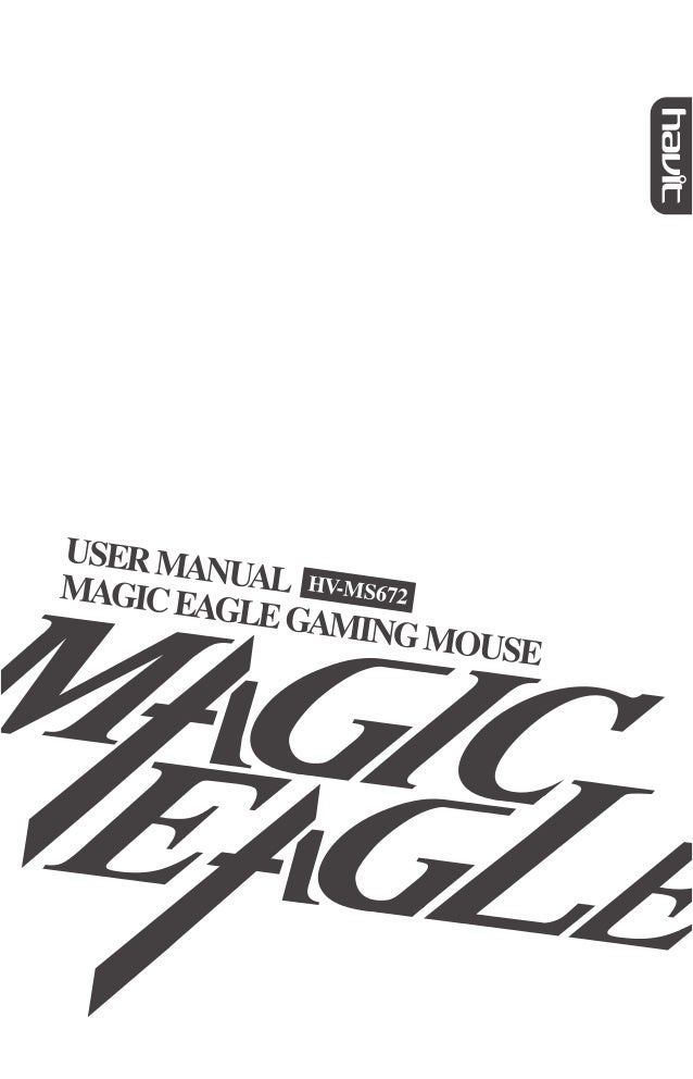 HAVIT HV-MS672 Gaming Mouse User Manual