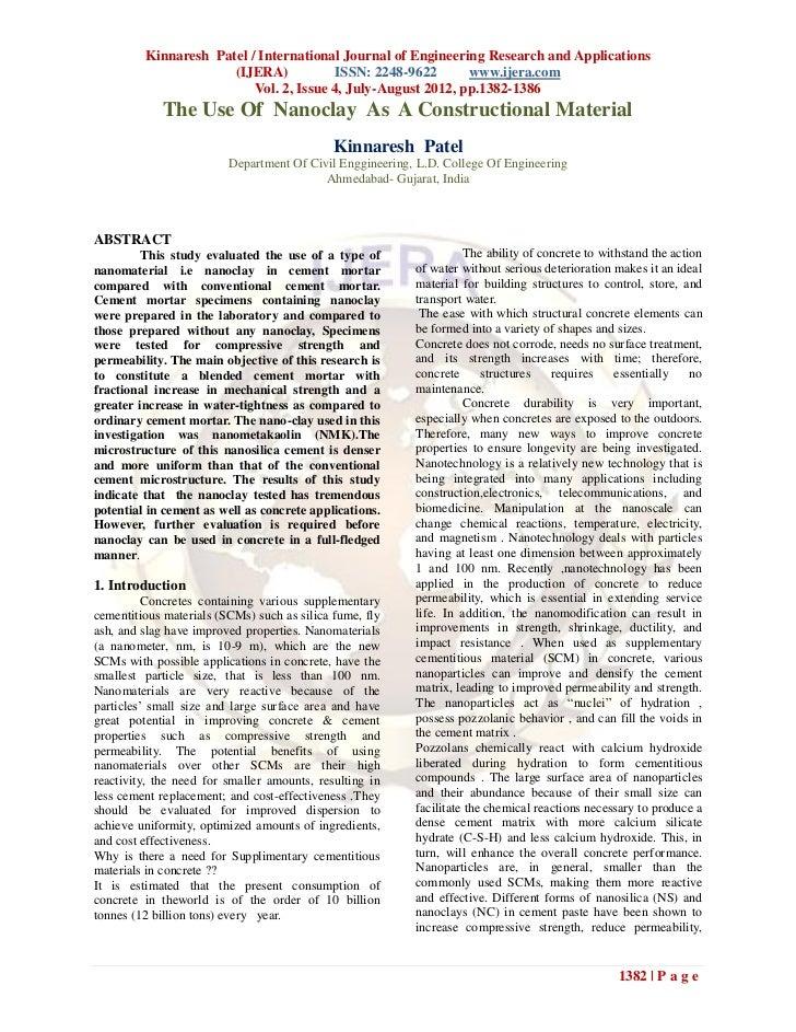 Kinnaresh Patel / International Journal of Engineering Research and Applications                      (IJERA)            I...