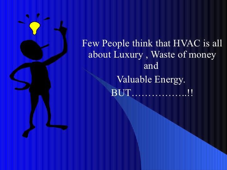 Hvac presentation for beginers