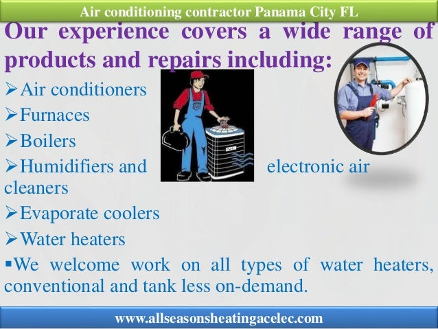 Our experience covers a wide range of products and repairs including: Air conditioners Furnaces Boilers Humidifiers an...
