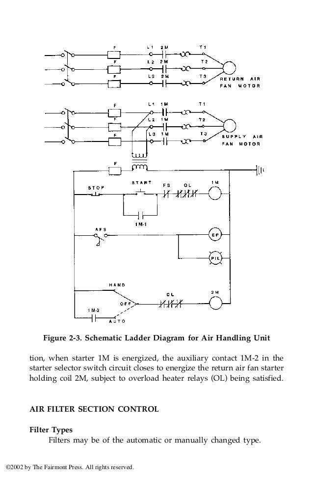 Hvac Control Wiring Diagram : Fcu control panel wiring diagram