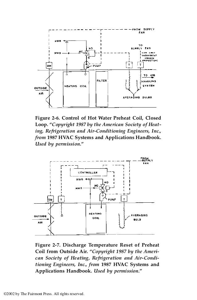 hvac controls operation and maintenance 3rd edition g. w. gupton, Wiring diagram