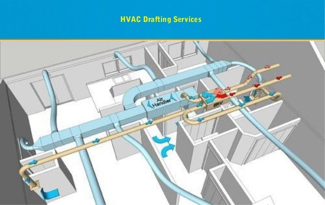 hvac duct design drafting & shop drawings services usa hvac ductwork insulation hvac ducting drawing pictures #14