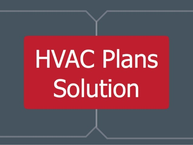 Hvac plans  Slide 2