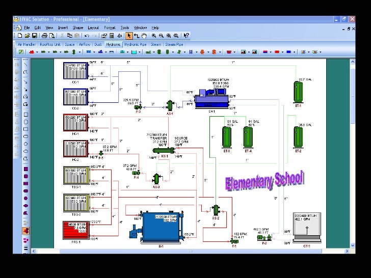 Parametric hvac design software for Cctv layout software