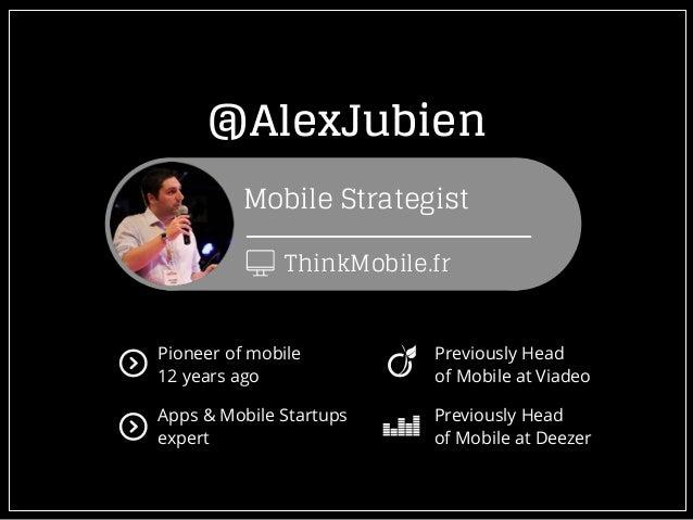 Comment opérer votre transformation mobile ? - aux AppDays Slide 2