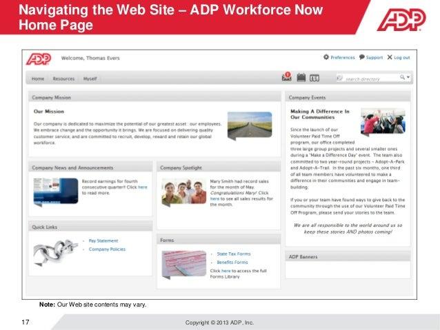 Intro to Open Enrollment via the ADP Portal - YouTube