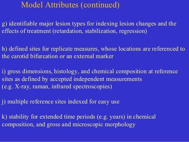 090 carotid atherosclerotic lesion model Slide 3