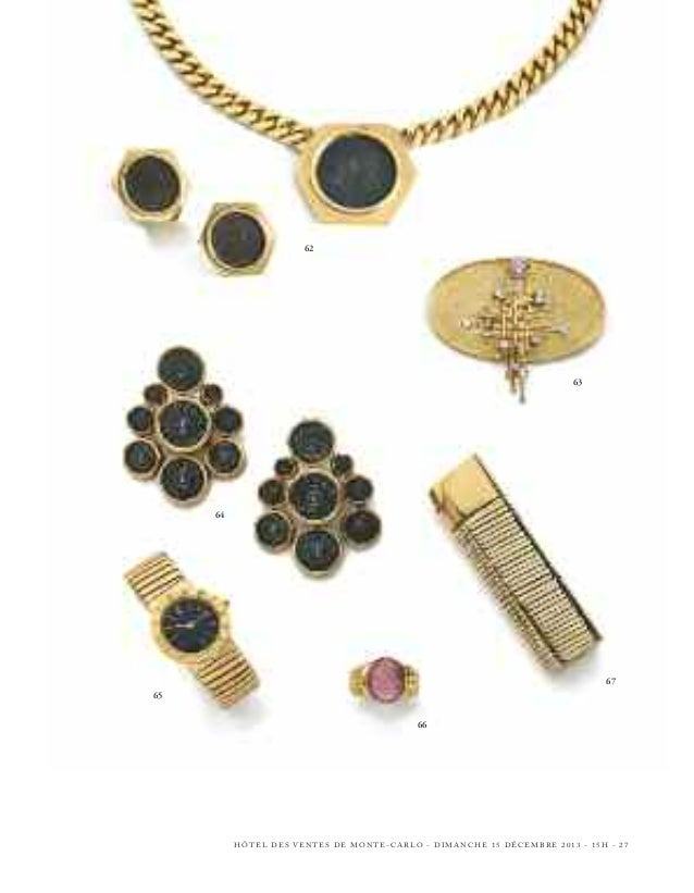 70 - GÜBELIN MONTRE BRACELET ESCLAVE À CAPOT  bracelet articulé en or jaune agrémenté de rails de diamants, rubis, émeraud...