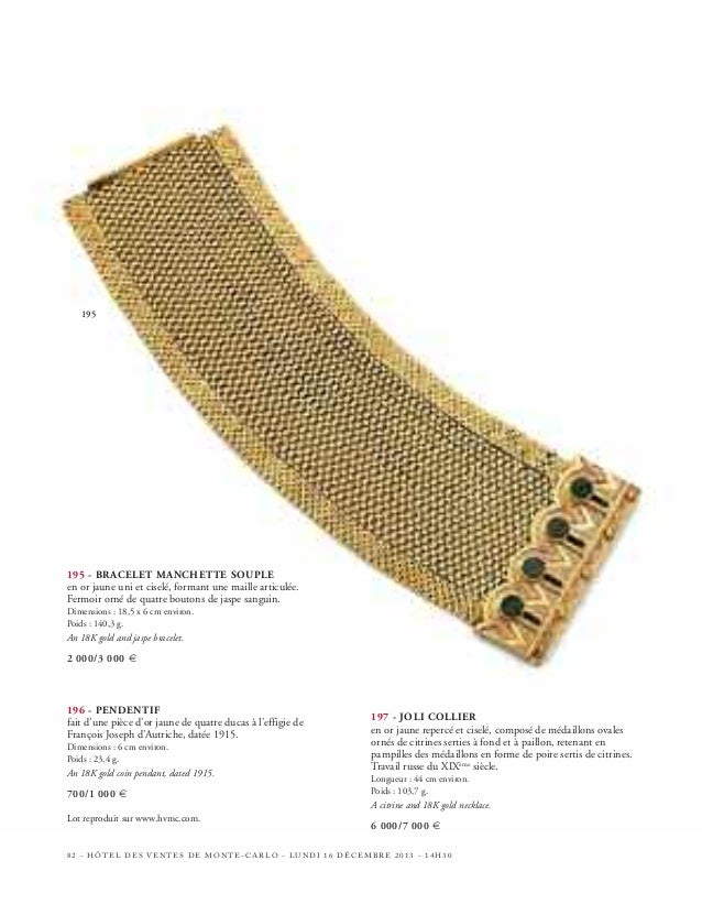 210 - BRACELET  214 - BAGUE ART NOUVEAU  en or jaune, à maillons filigranés et petites perles. Vers 1900.  en or jaune ajo...