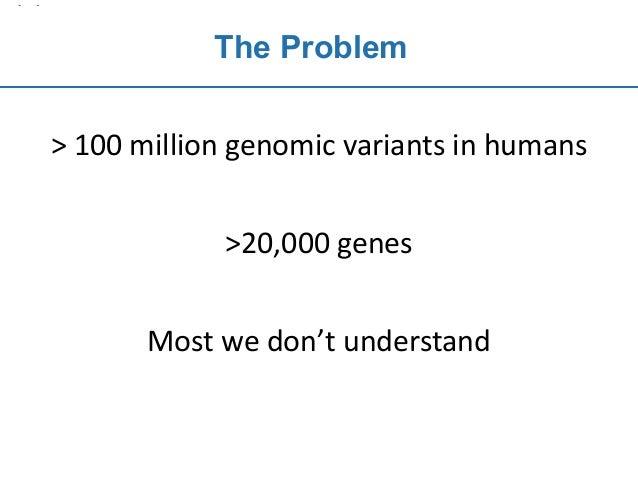 ClinGen: The Clinical Genome Resource - Heidi Rehm Slide 2
